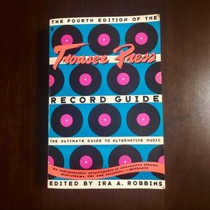 Vintage Trouser Press Record Guide